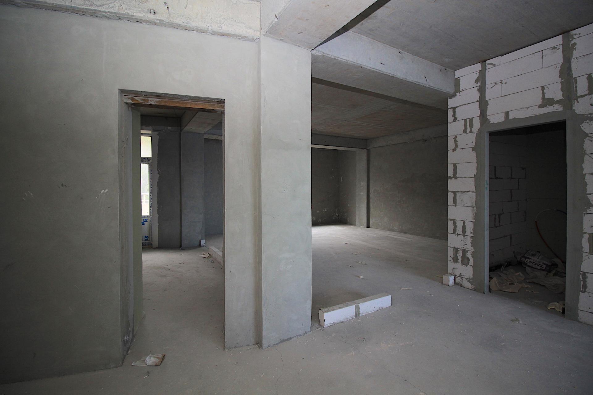 Квартира свободной планировки в ЖК Царская Тропа 13