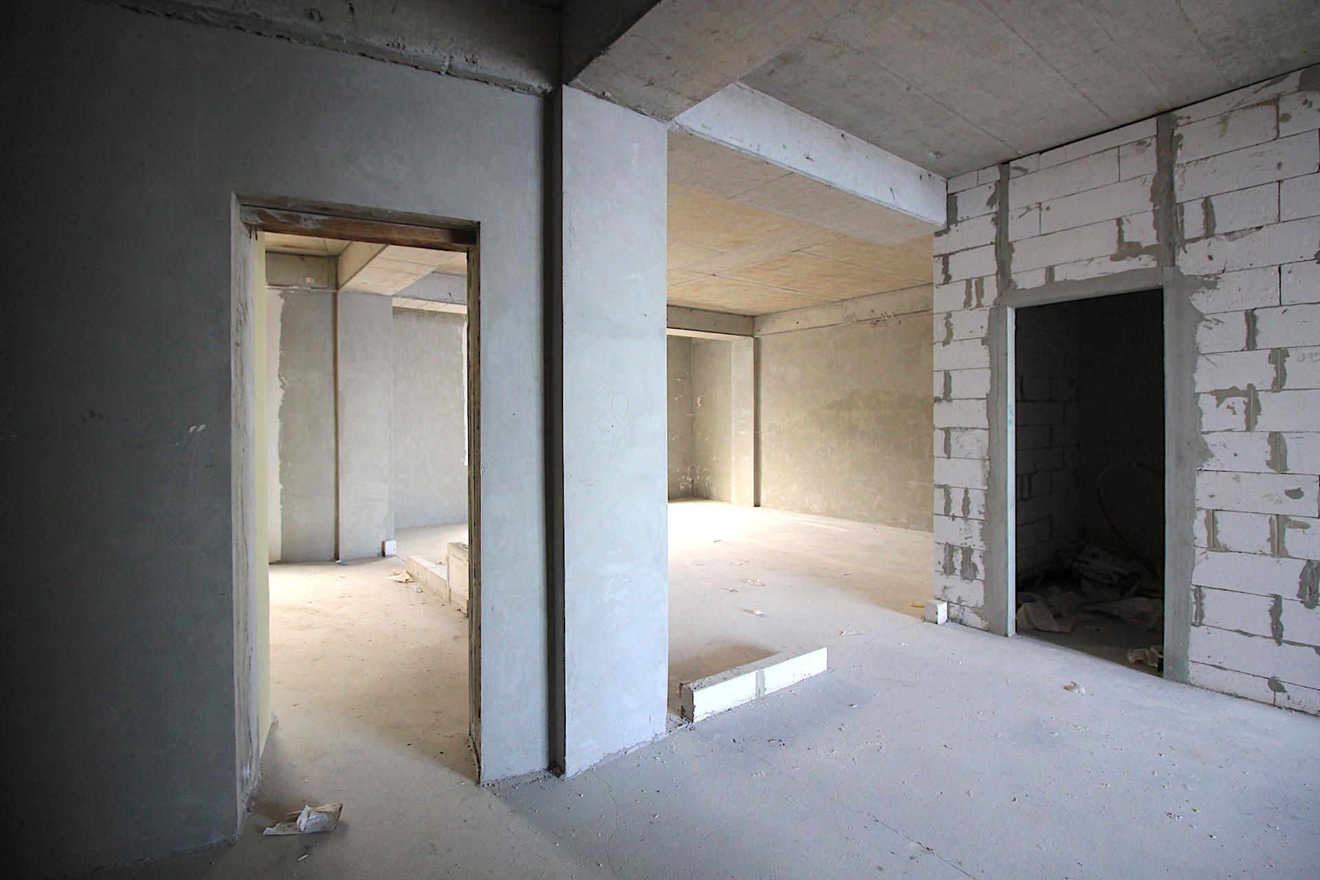 Квартира свободной планировки в ЖК Царская Тропа 14