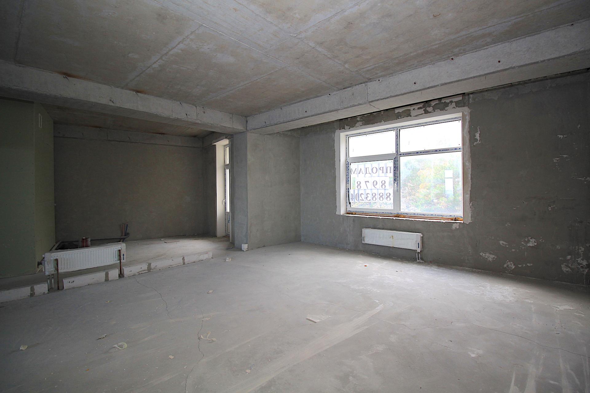 Квартира свободной планировки в ЖК Царская Тропа 15