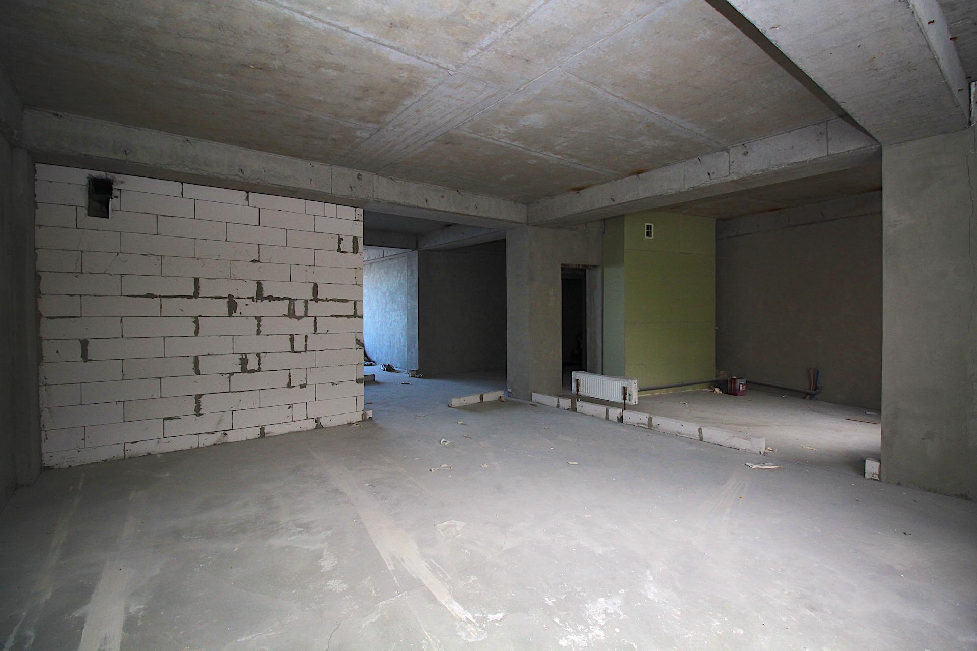 Квартира свободной планировки в ЖК Царская Тропа 16