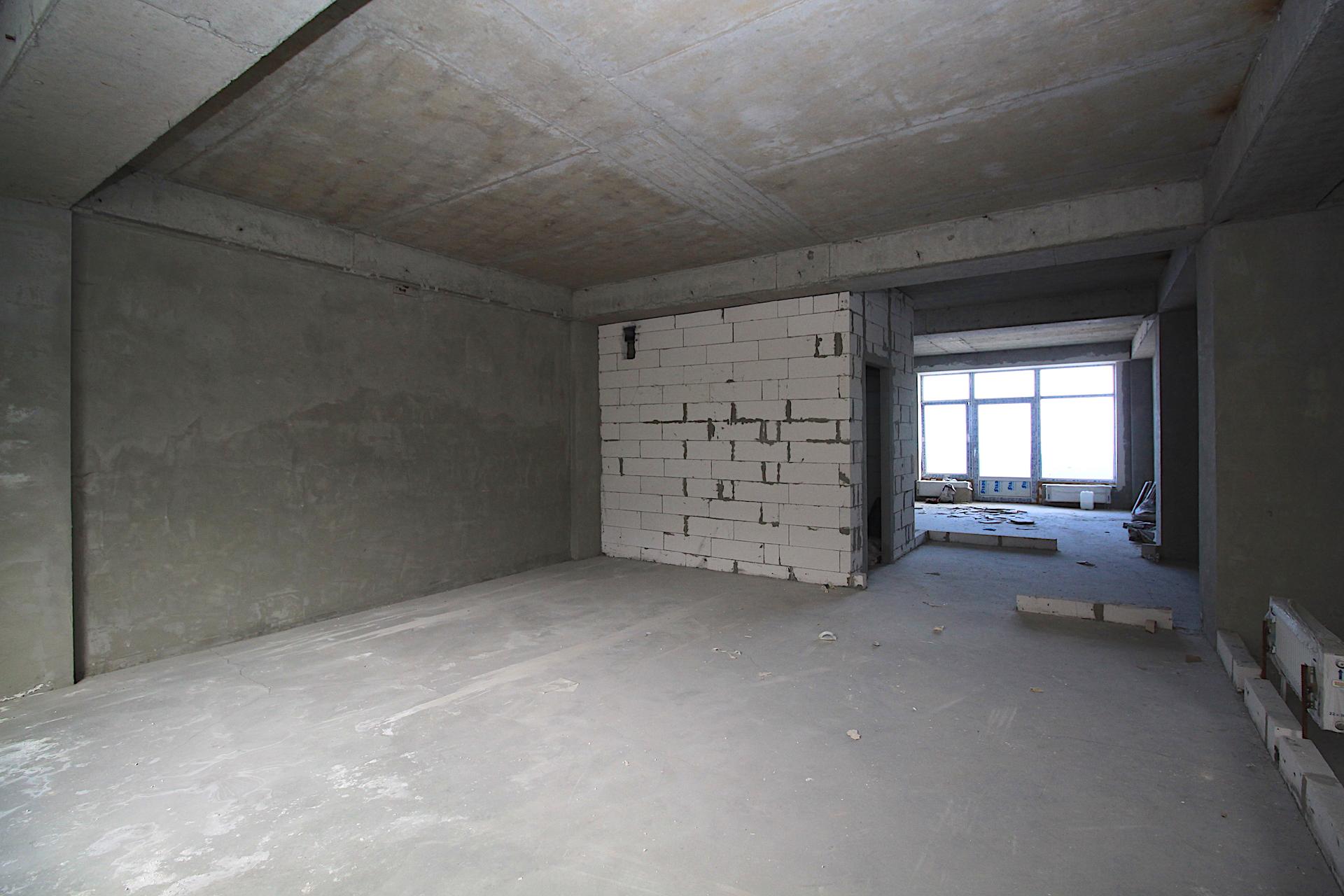 Квартира свободной планировки в ЖК Царская Тропа 17
