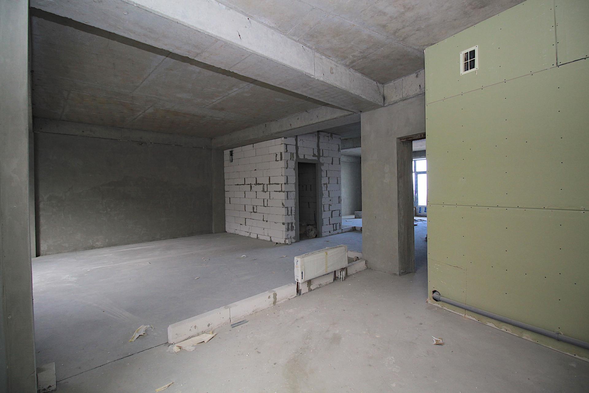 Квартира свободной планировки в ЖК Царская Тропа 18