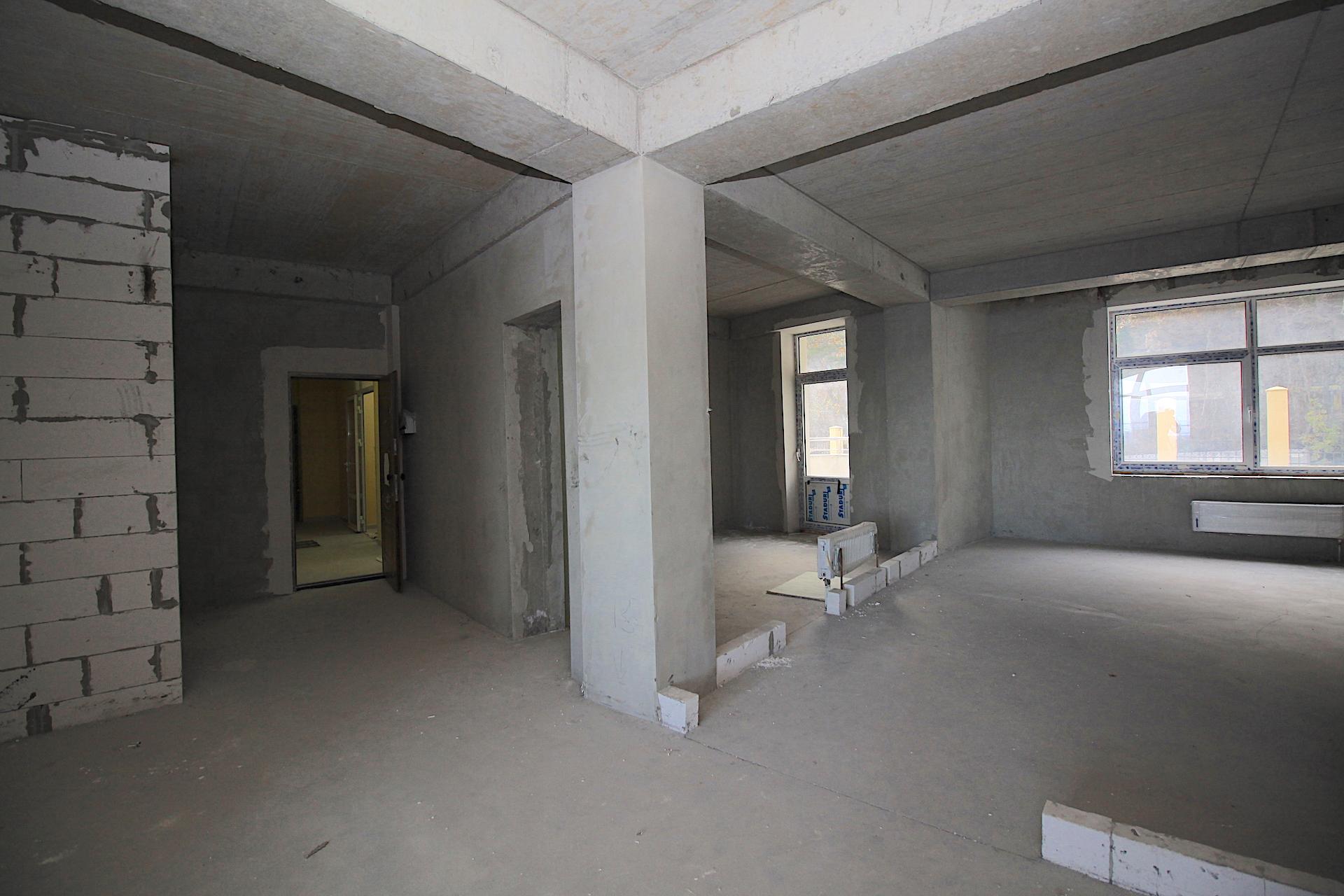 Видовая квартира с балконом в Ливадии 8
