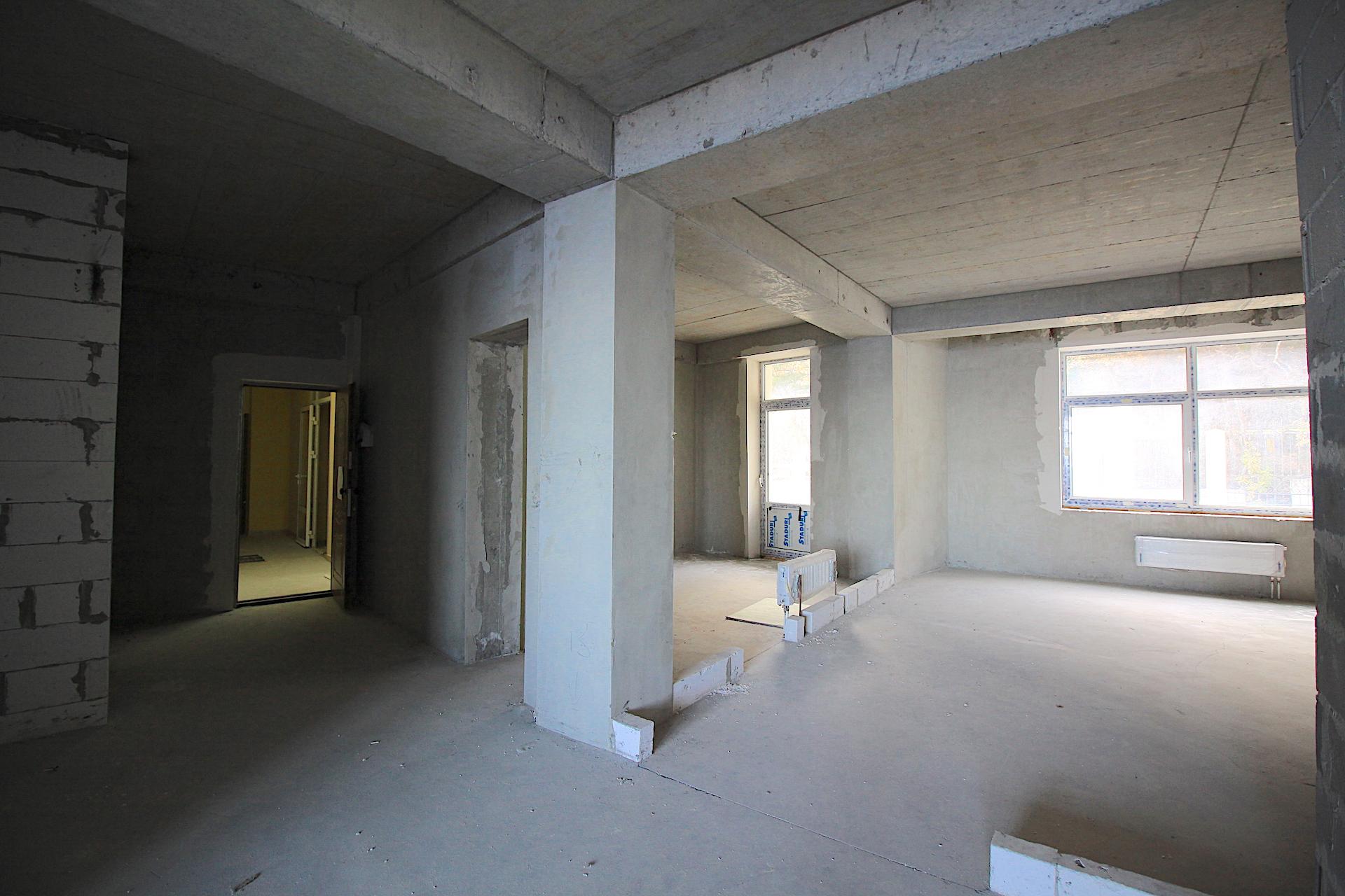 Видовая квартира с балконом в Ливадии 9