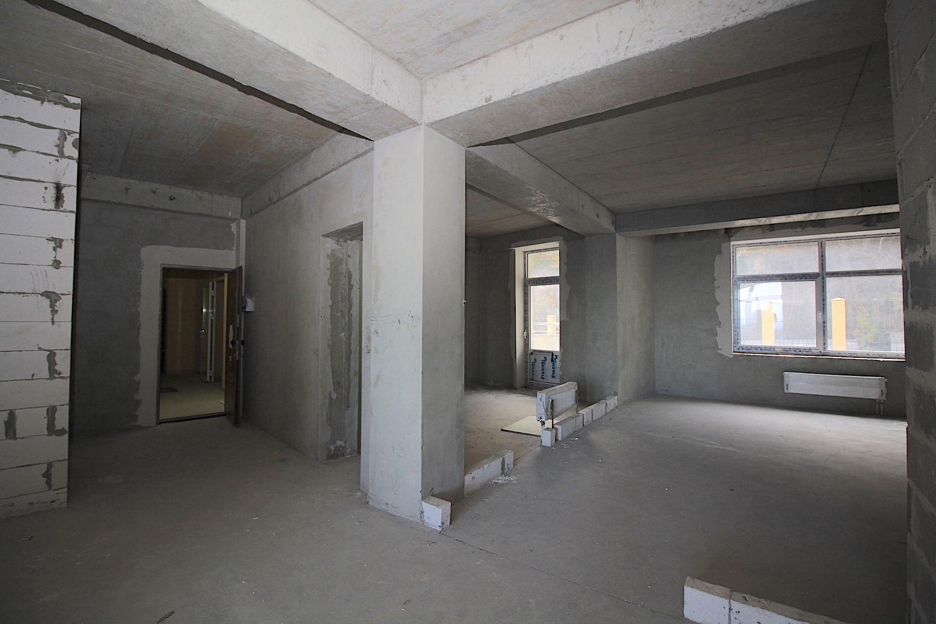 Видовая квартира с балконом в Ливадии 10