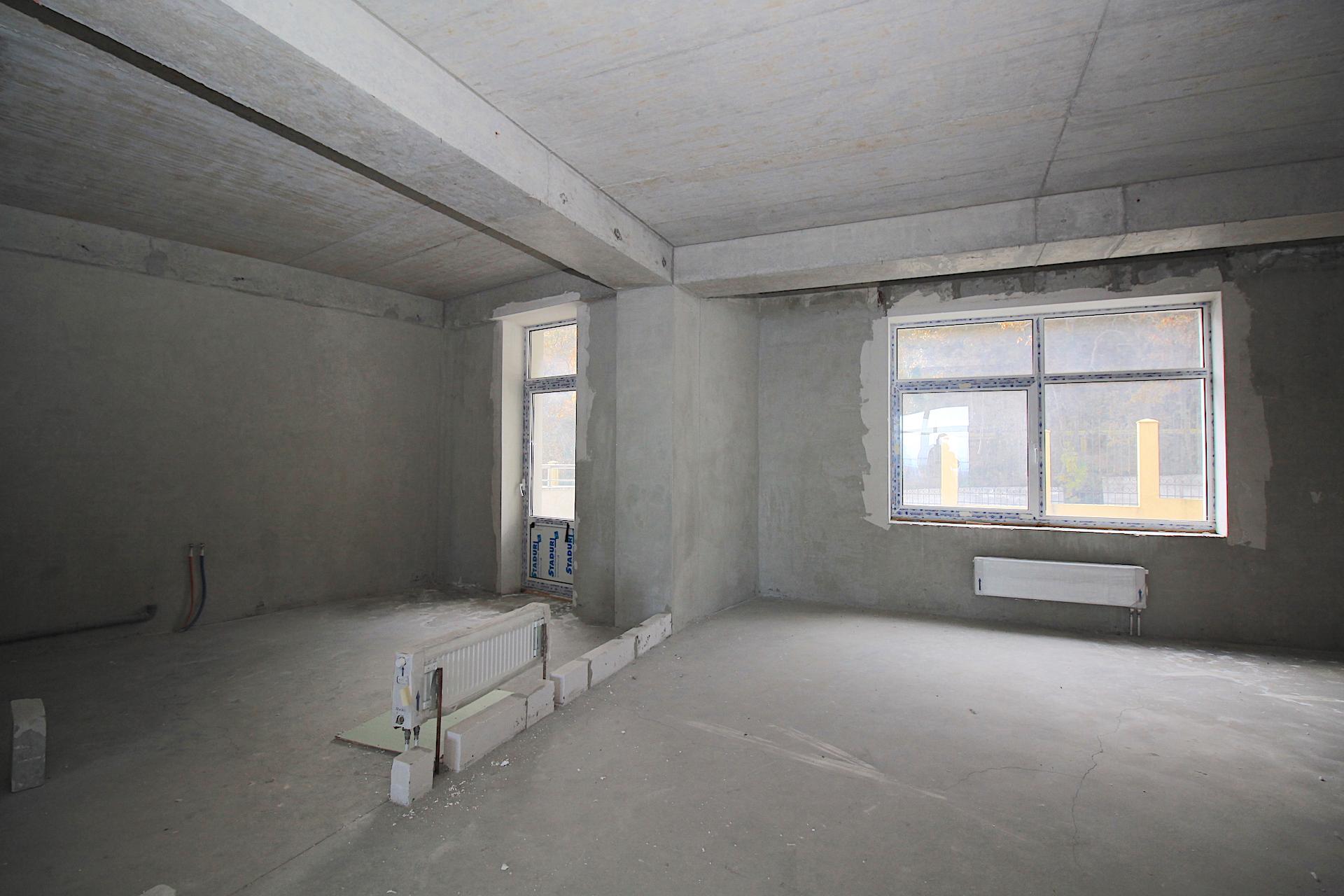 Видовая квартира с балконом в Ливадии 12