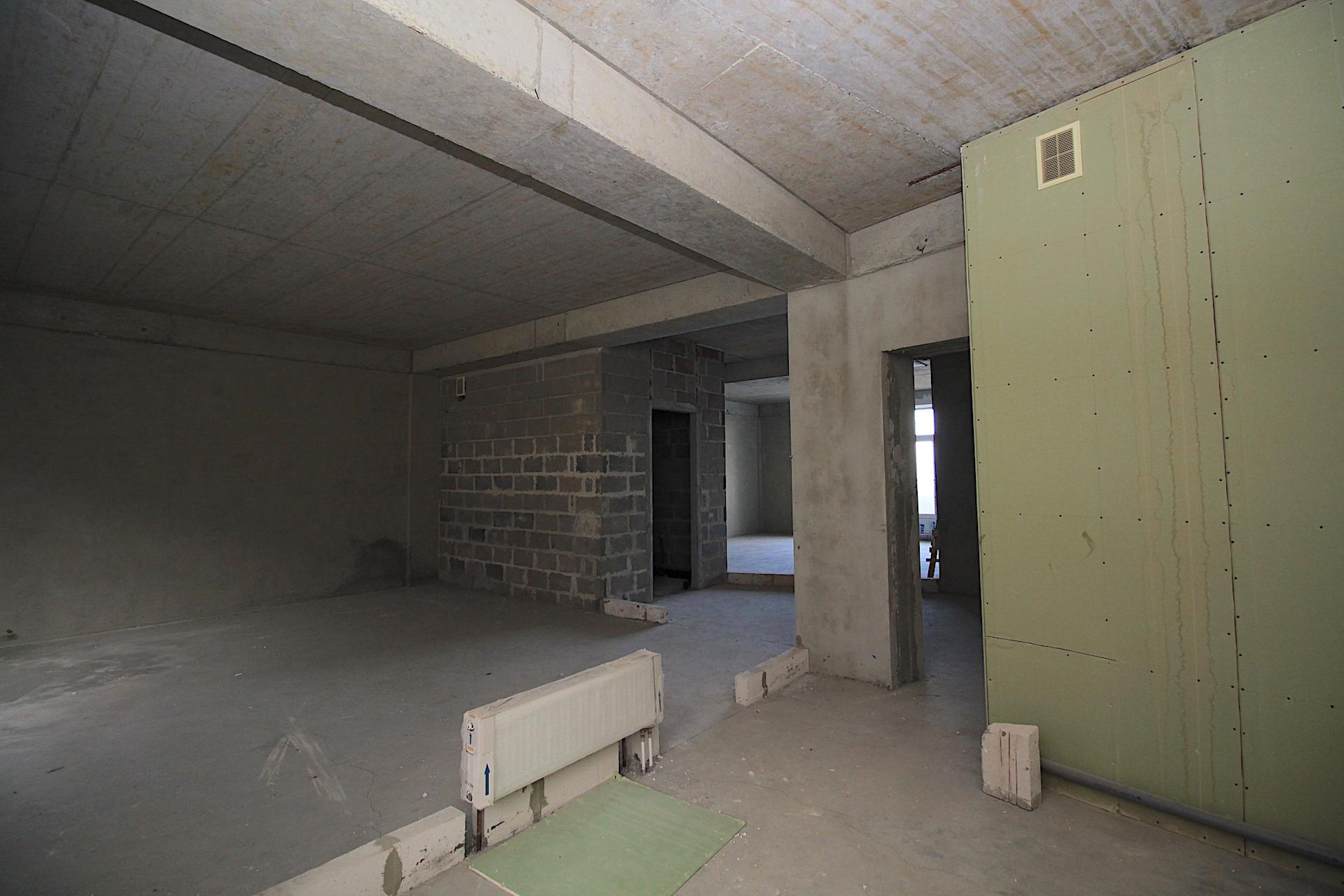 Видовая квартира с балконом в Ливадии 16