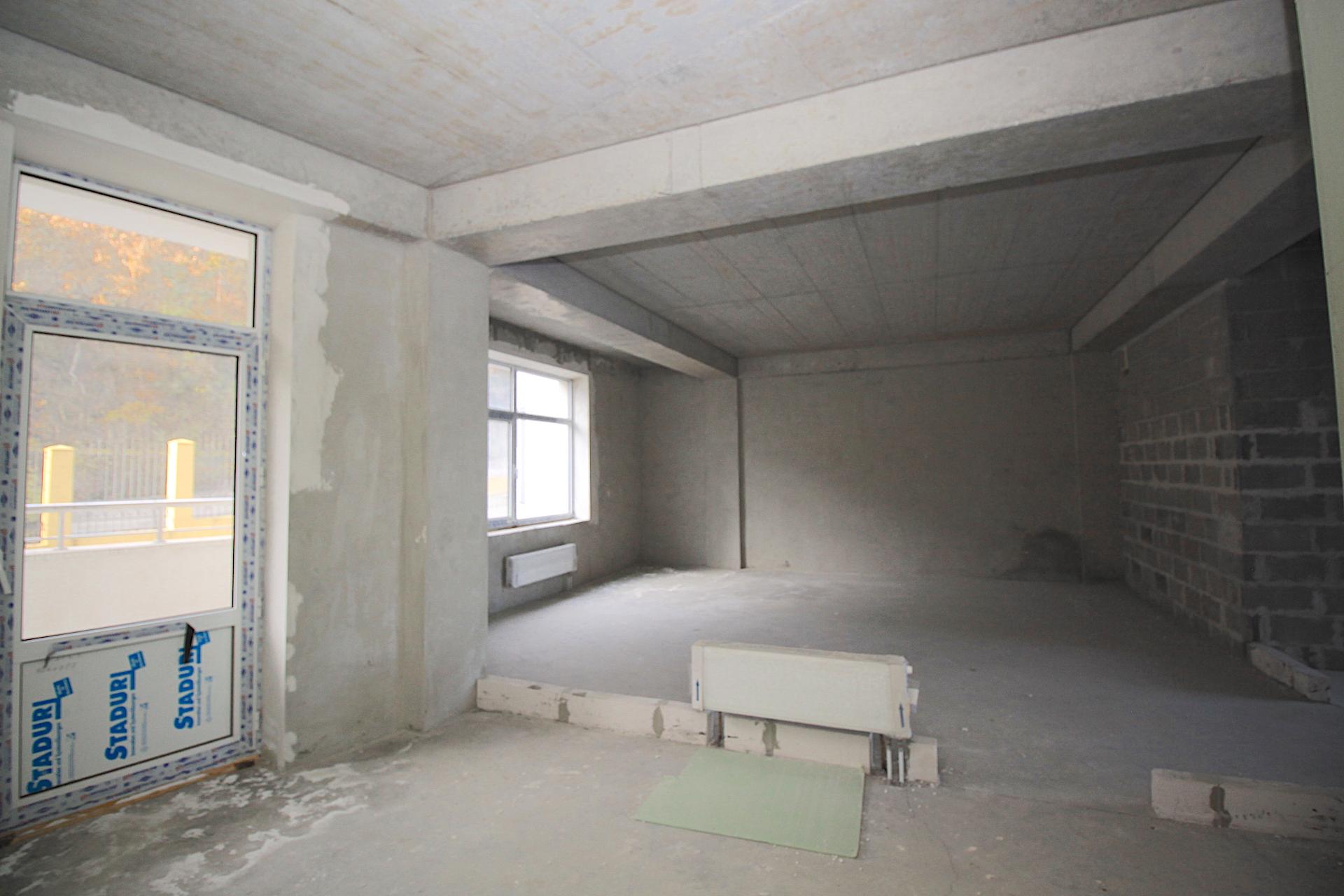 Видовая квартира с балконом в Ливадии 17