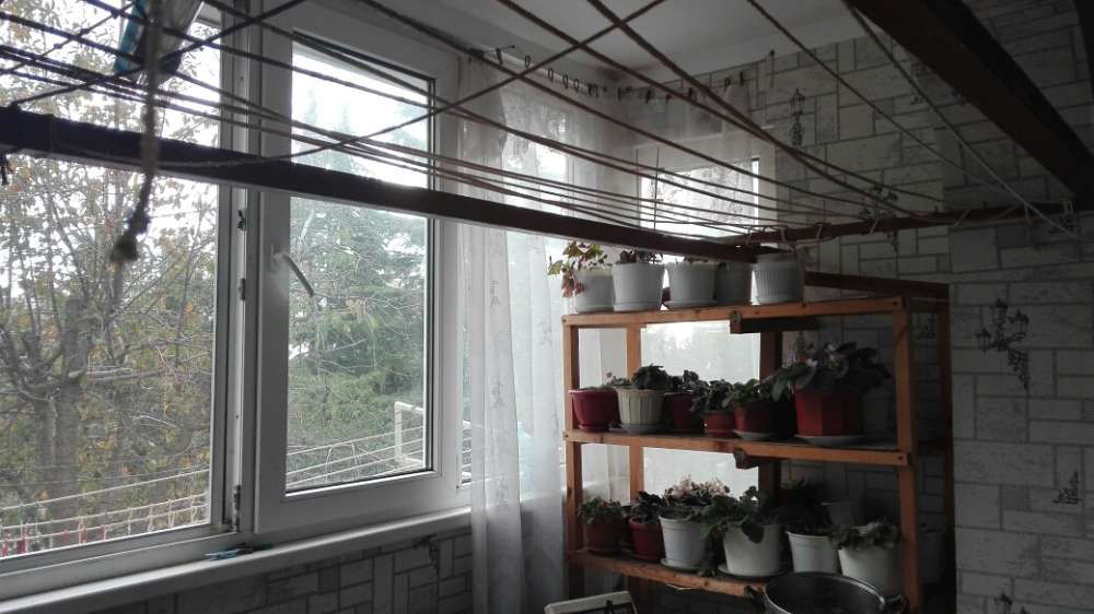 Просторная трехкомнатная квартира в Кореизе 5