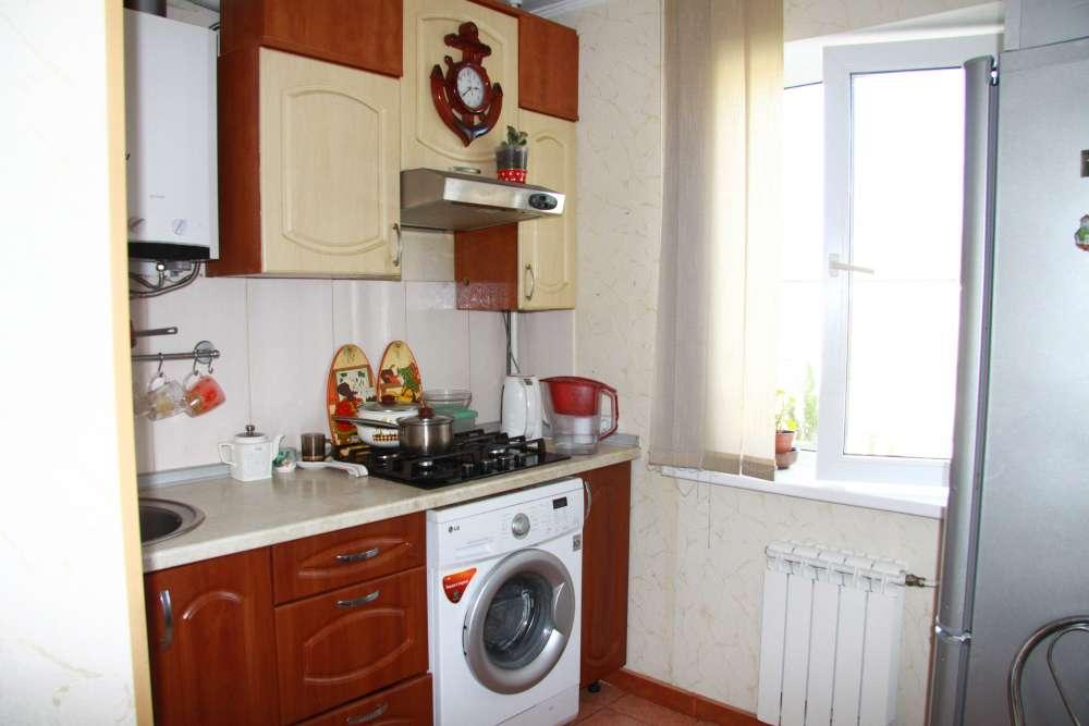 Уютная двухкомнатная квартира с хорошим ремонтом в Ялте 7