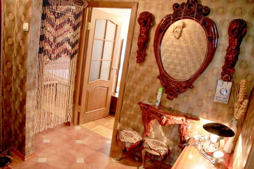 Видовая трехкомнатная квартира с ремонтом и мебелью в Алупке 8