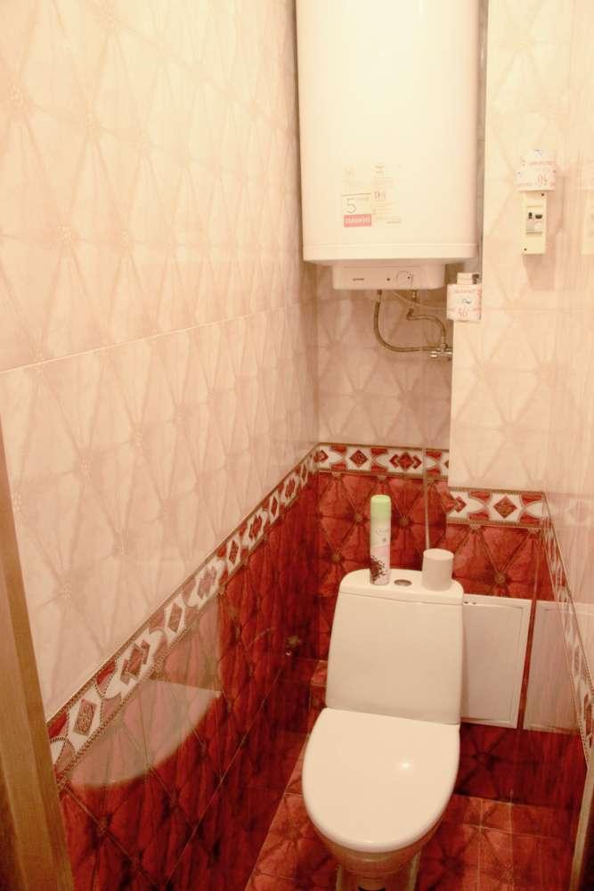 Видовая трехкомнатная квартира с ремонтом и мебелью в Алупке 11
