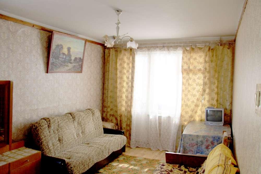 Удобная однокомнатная квартира в Алупке 1