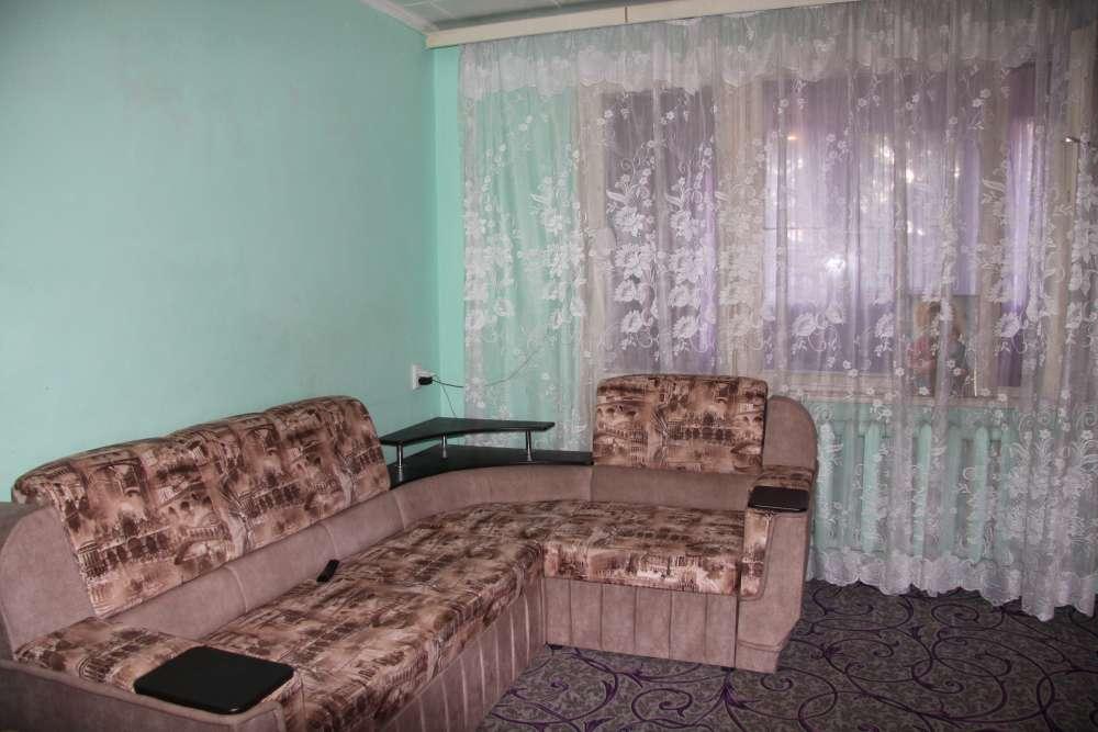 Просторная однокомнатная квартира в Гаспре. 8