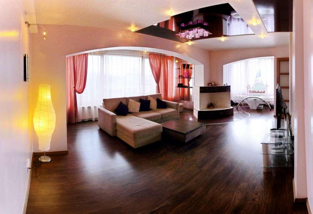 Большая трехкомнатная квартира в Ялте 4