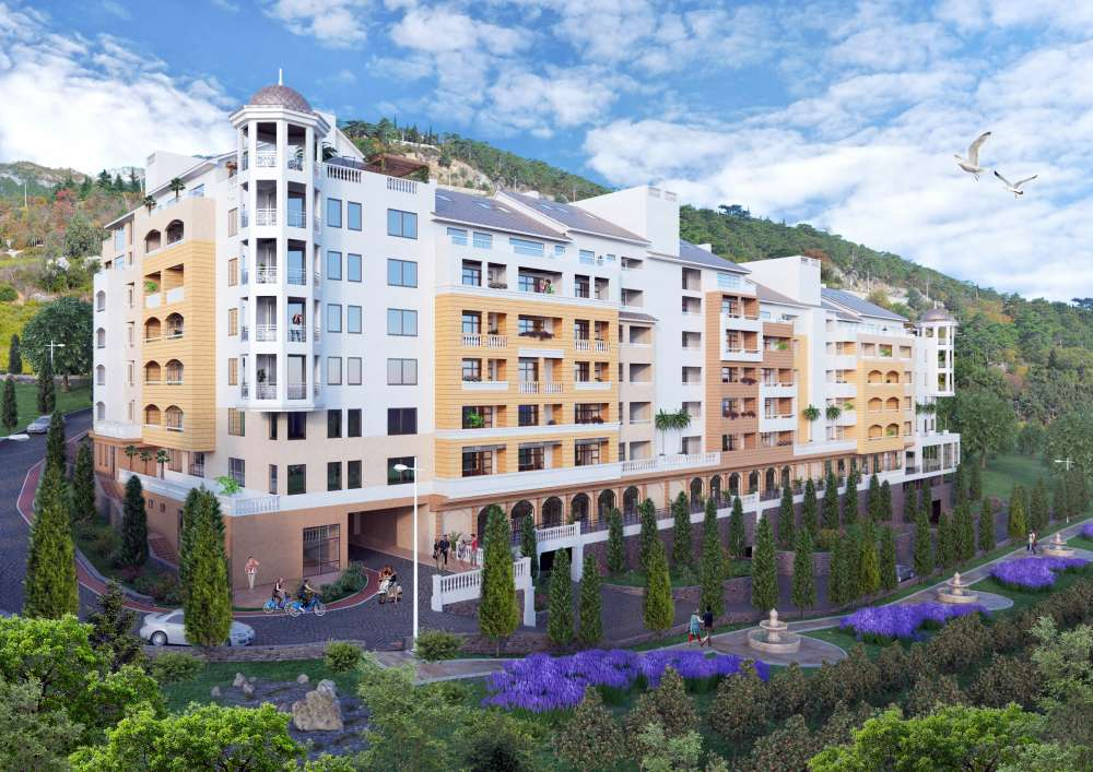 ЖК Монако 2