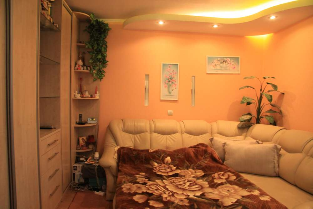 Однокомнатная квартира с хорошим ремонтом прямо у побережья. 6