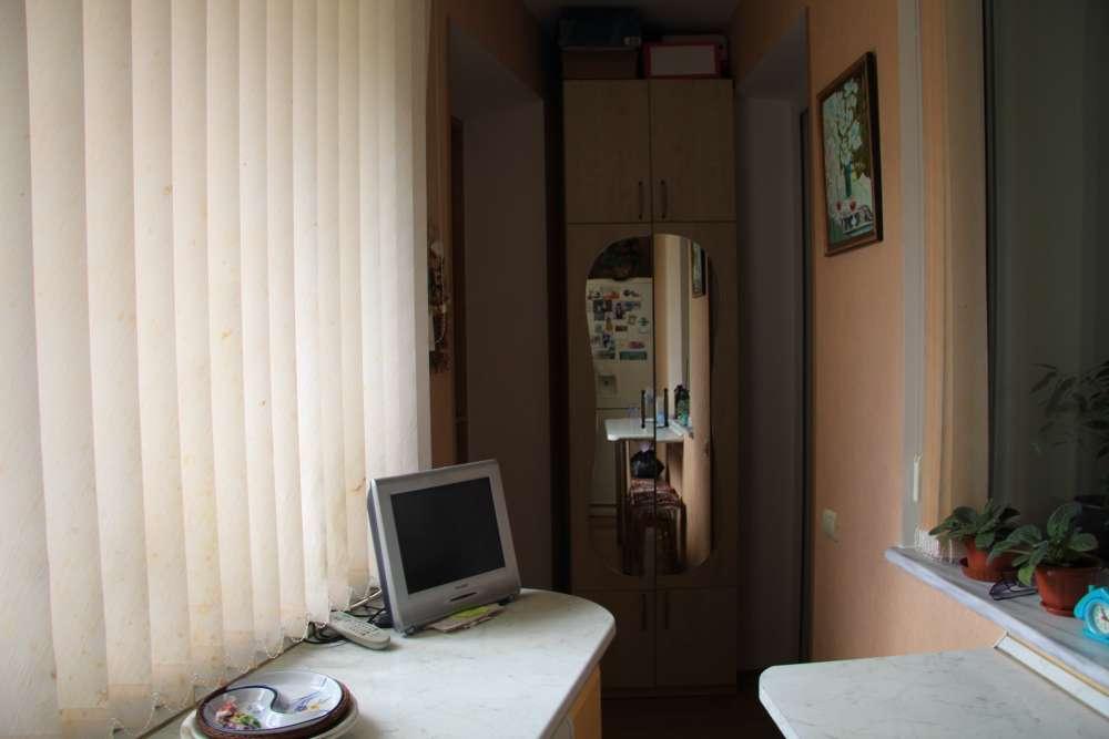 Однокомнатная квартира с хорошим ремонтом прямо у побережья. 8