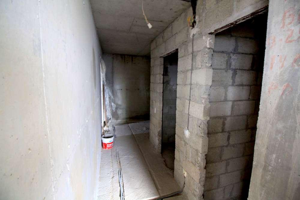 Двухкомнатная квартира в новом доме 12
