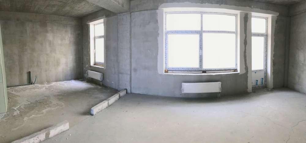 Недорогая трехкомнатная квартира с видом на море. 8