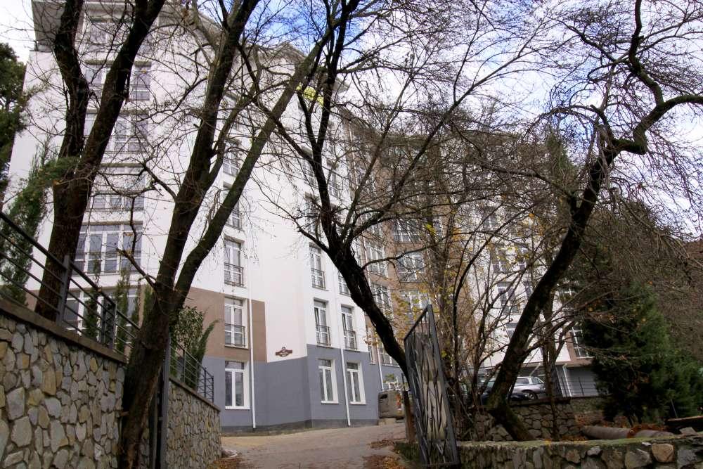 Двухкомнатная квартира с видом на море. 7