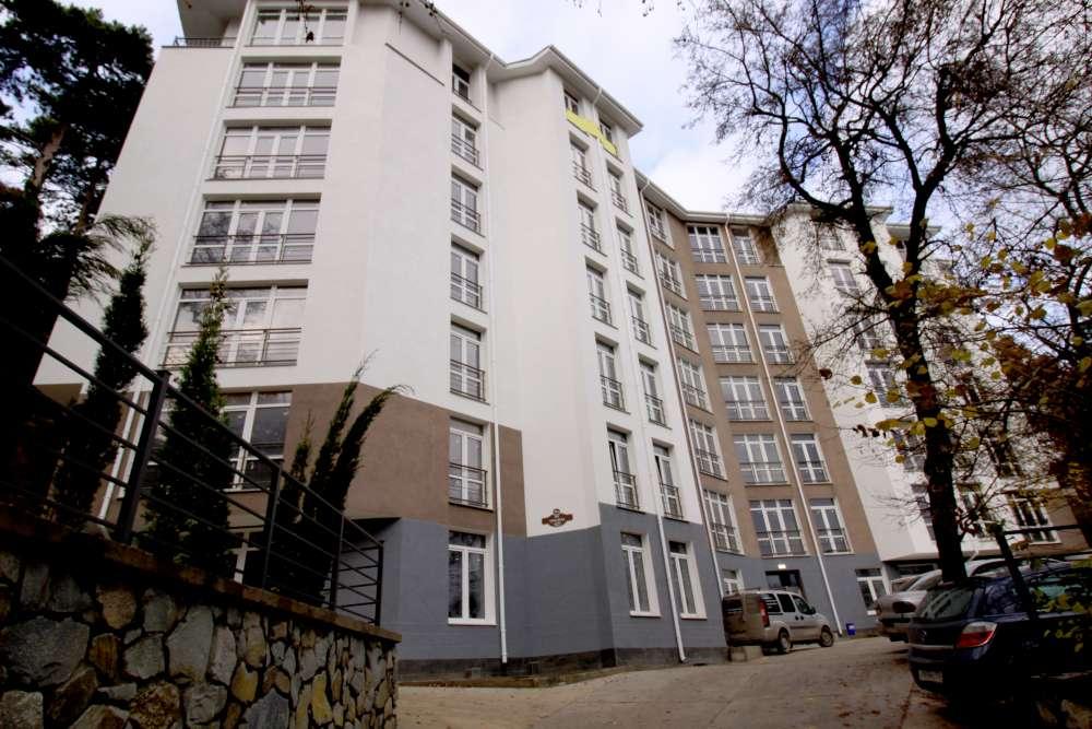 Большая двухкомнатная квартира в новом доме. 7