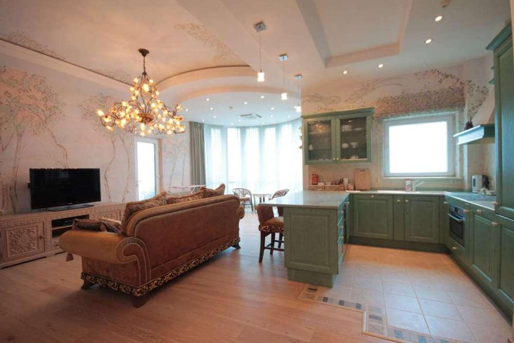 Двухкомнатная апартаменты в «Эдинбург-Тауэр» 3