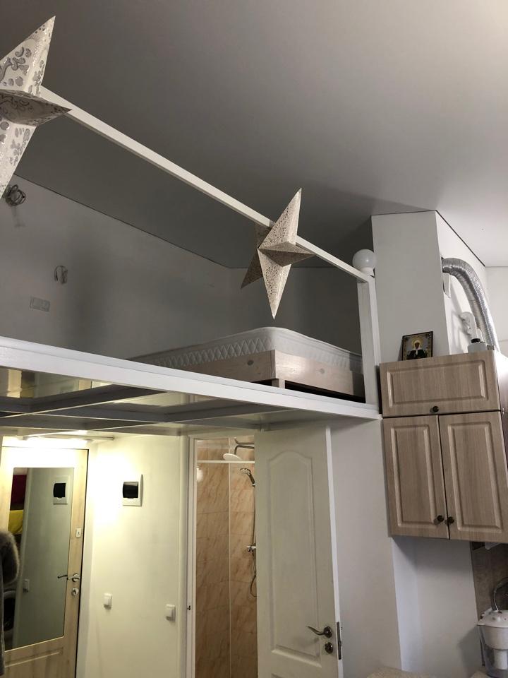 Двухуровневая квартира- студия с ремонтом 1
