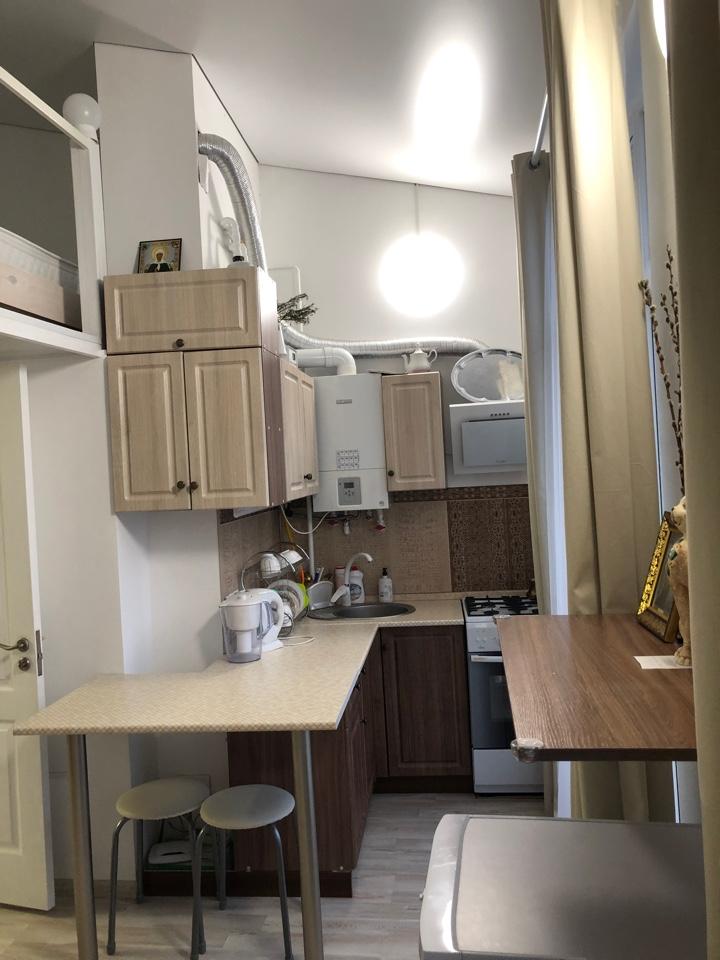 Двухуровневая квартира- студия с ремонтом 2