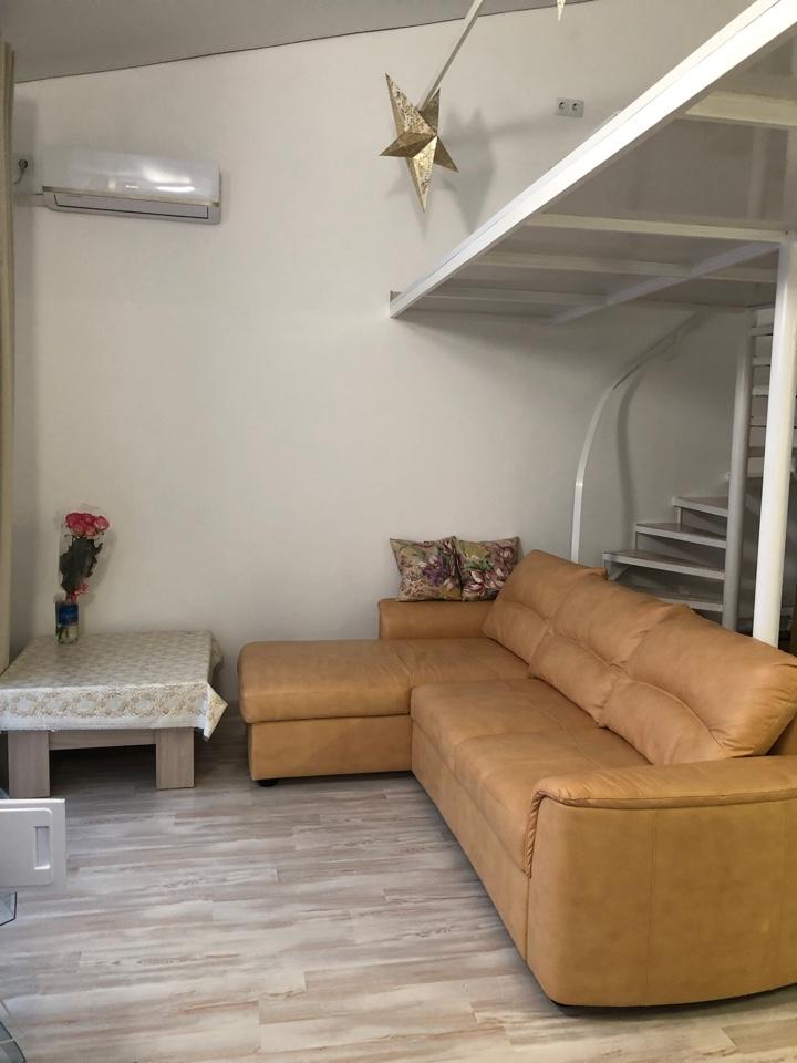 Двухуровневая квартира- студия с ремонтом 12