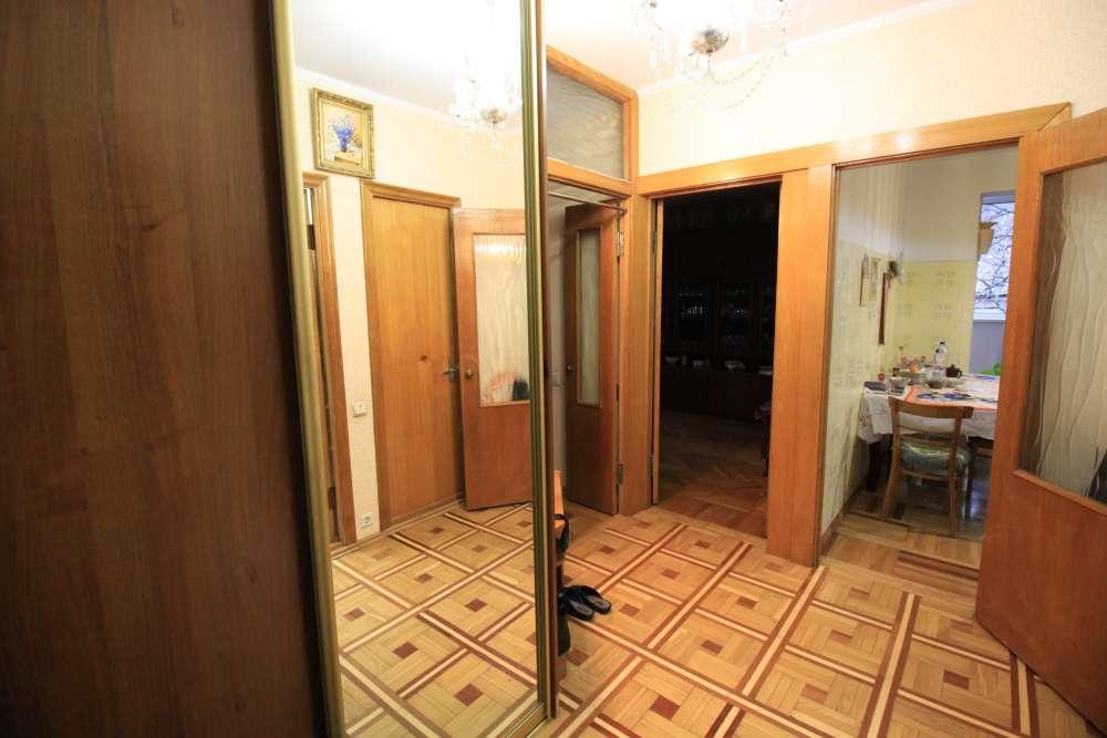 Двухкомнатная квартира с ремонтом ЮБК серии 3
