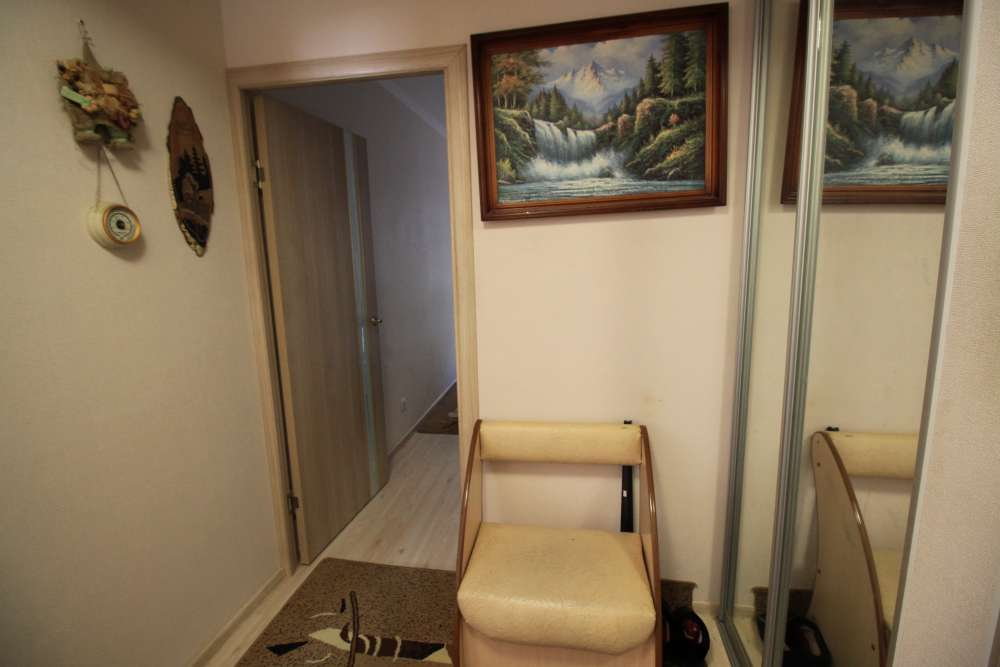 Двухкомнатная квартира с хорошим ремонтом в Гаспре 3