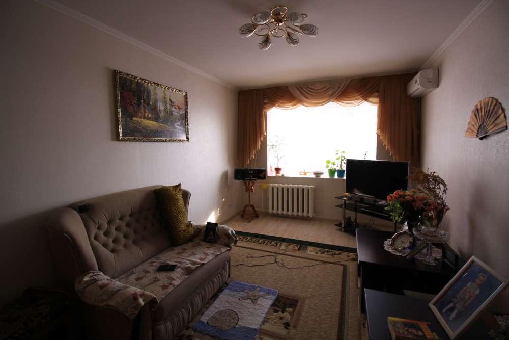 Двухкомнатная квартира с хорошим ремонтом в Гаспре 5