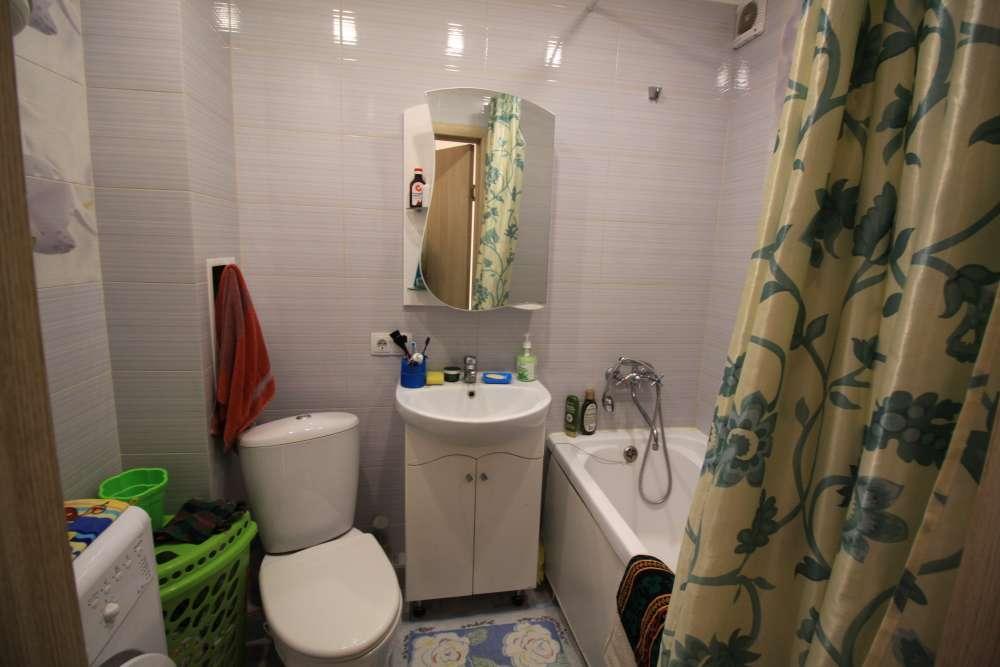 Двухкомнатная квартира с хорошим ремонтом в Гаспре 6