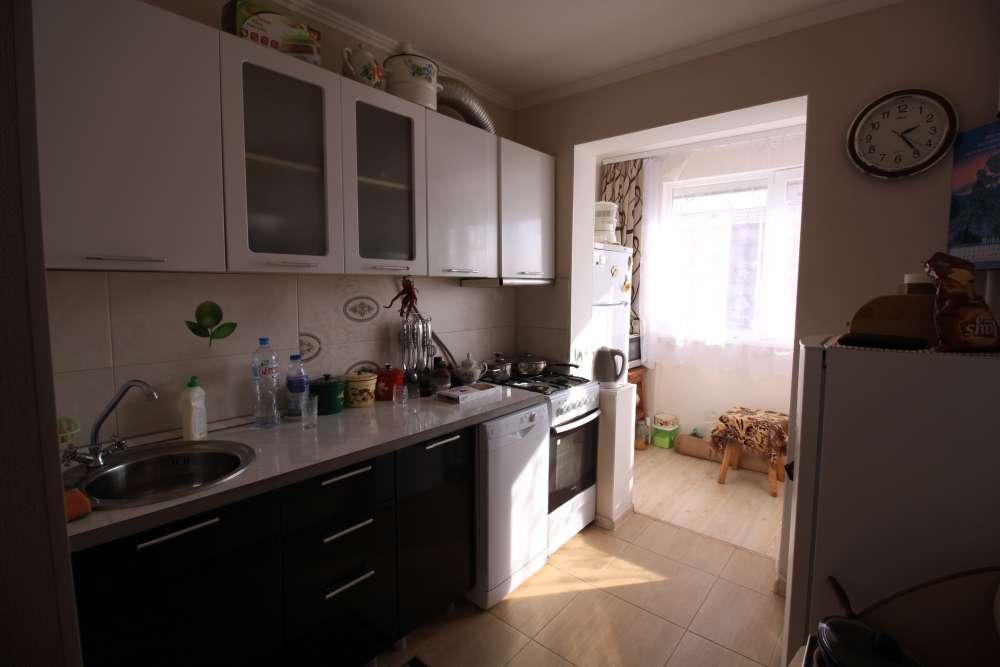 Двухкомнатная квартира с хорошим ремонтом в Гаспре 7