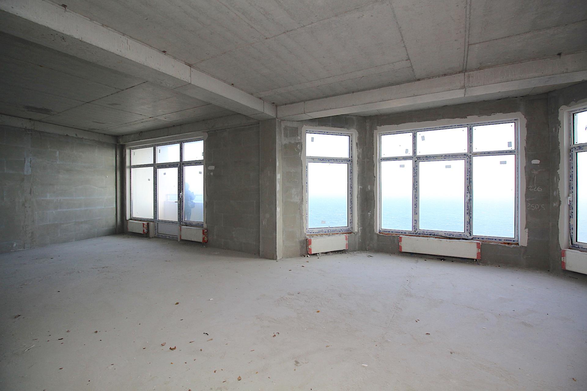 Видовая квартира в ЖК Царская тропа 8