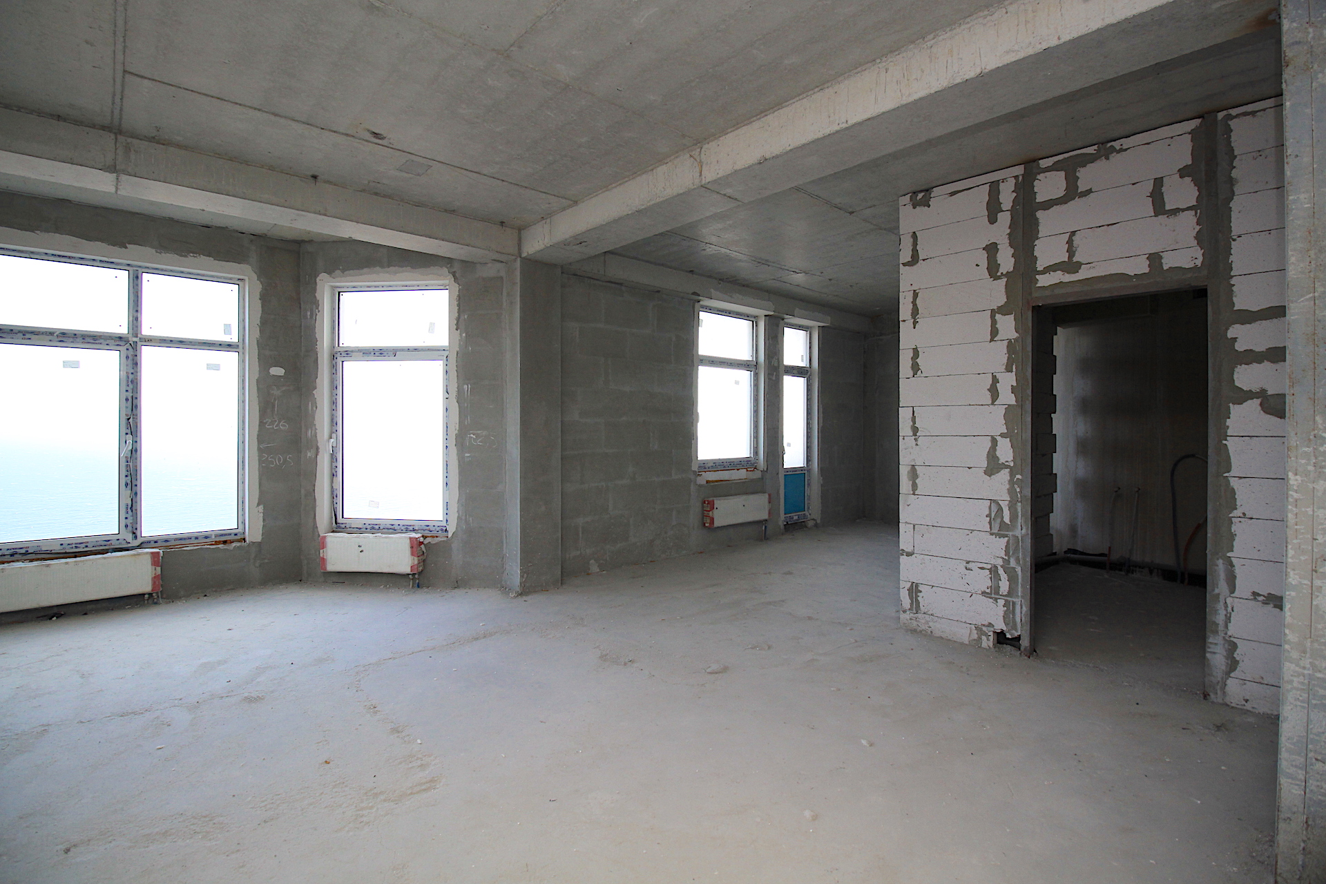 Видовая квартира в ЖК Царская тропа 9
