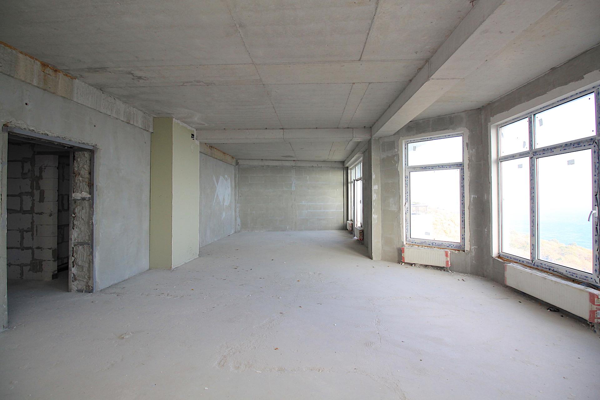 Видовая квартира в ЖК Царская тропа 13