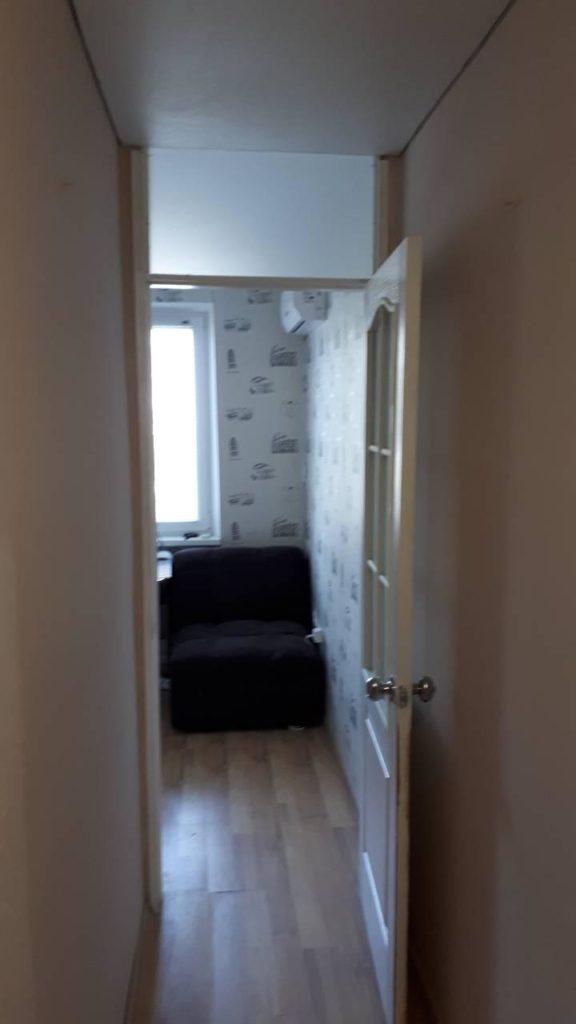Однокомнатная квартира с ремонтом в Ялте 3