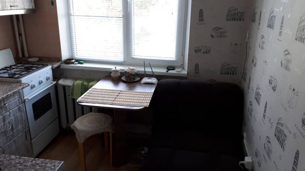 Однокомнатная квартира с ремонтом в Ялте 4