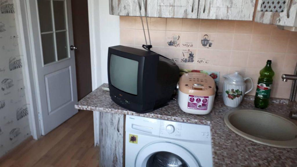 Однокомнатная квартира с ремонтом в Ялте 7