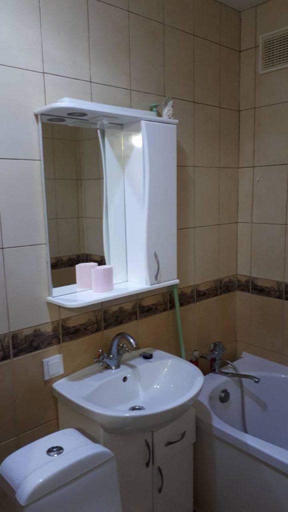 Однокомнатная квартира с ремонтом в Ялте 13