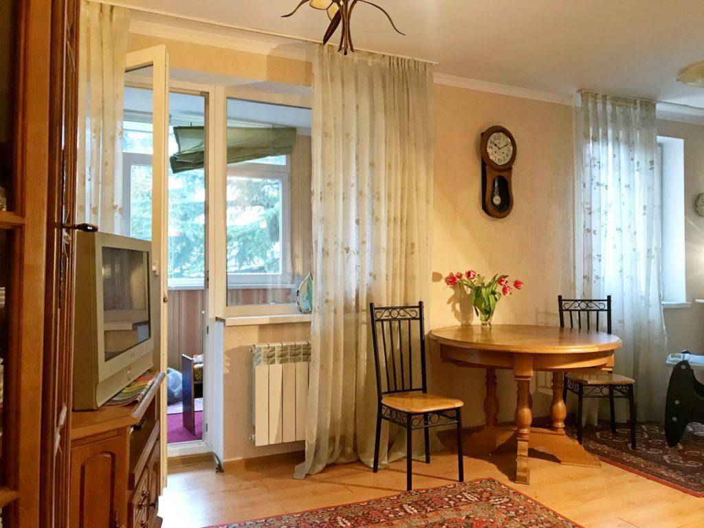Однокомнатная квартира в тихом районе Ялты 6