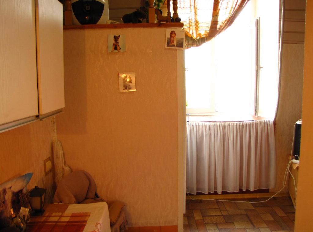 Недорогая квартира-студия в Ялте 14