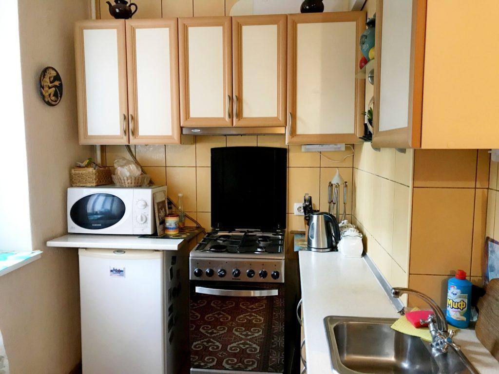 Однокомнатная квартира в тихом районе Ялты 3