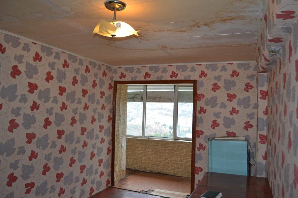 Недорогая однокомнатная квартира в Ялте 3