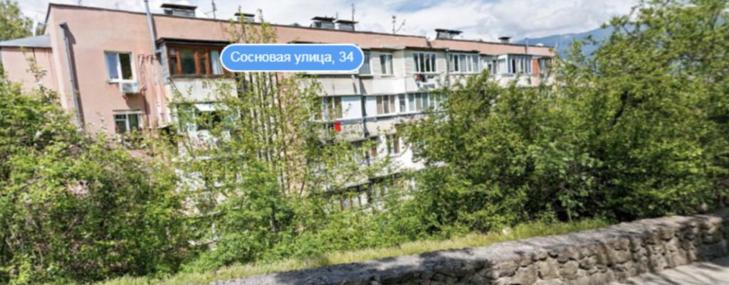 Однокомнатная квартира в тихом районе Ялты 10