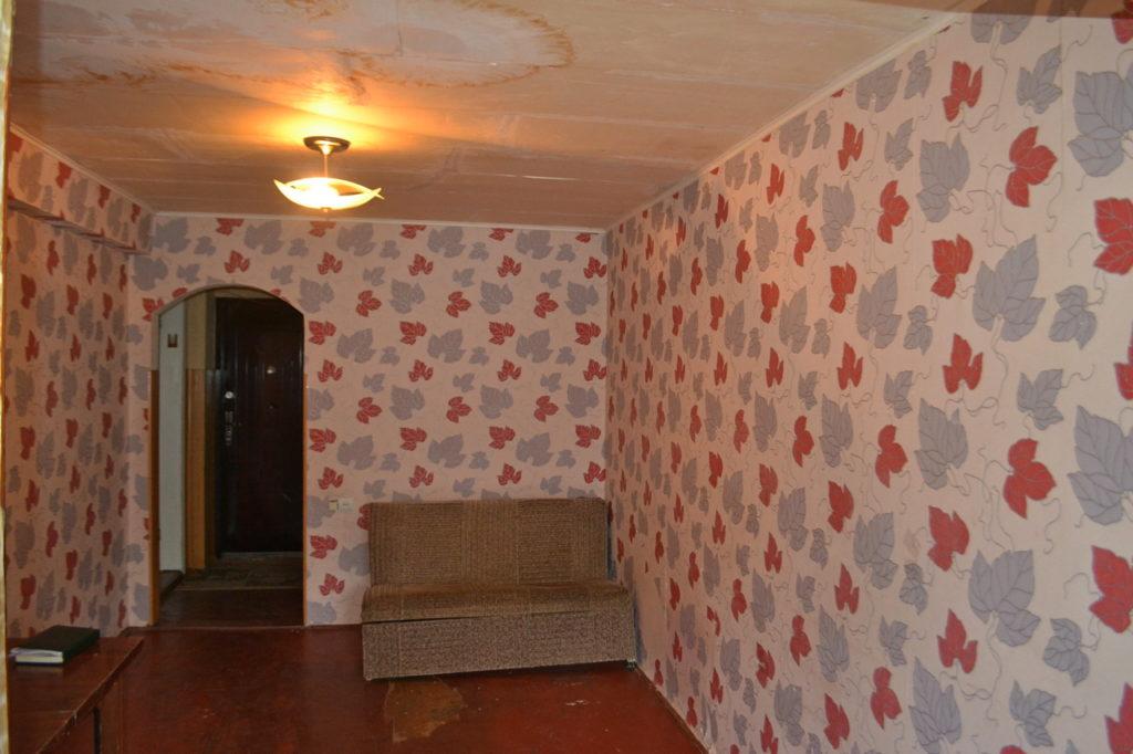 Недорогая однокомнатная квартира в Ялте 4