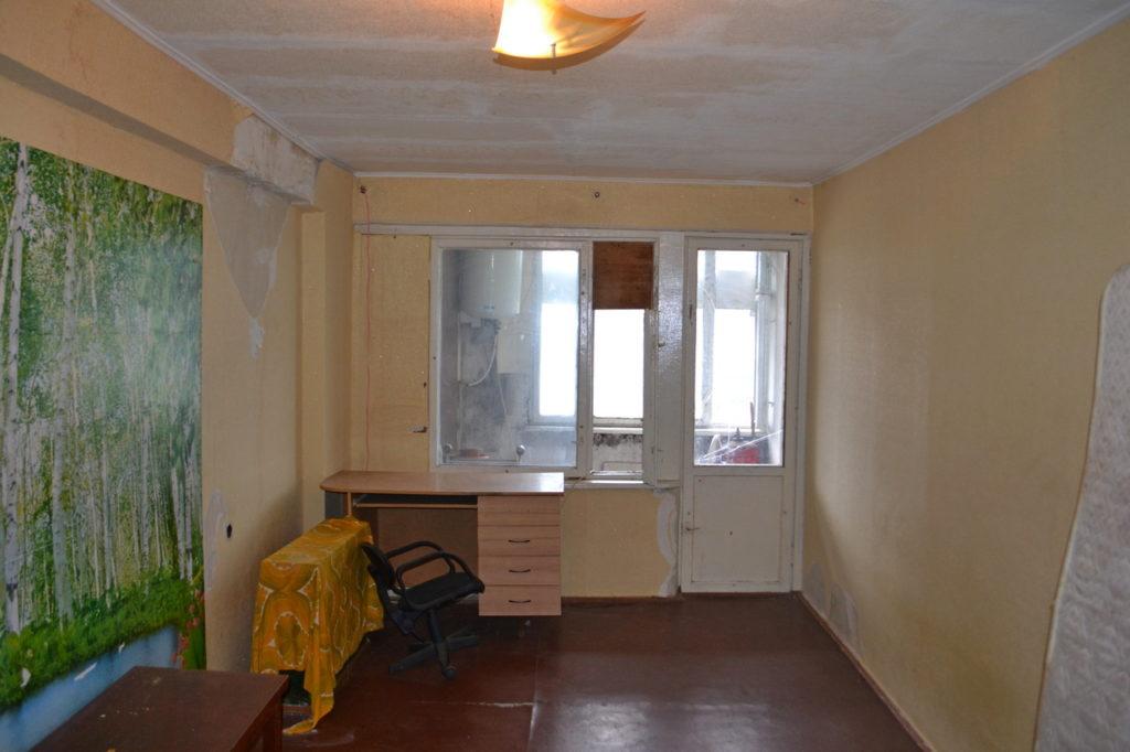 Недорогая однокомнатная квартира в Ялте 5
