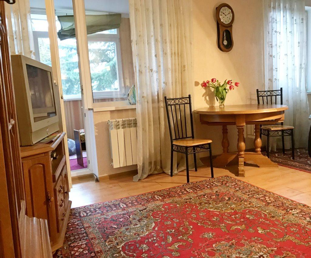 Однокомнатная квартира в тихом районе Ялты 4
